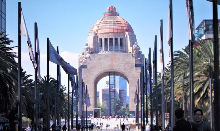 Monument of the Revolution-Mexico City-Beyond My Horizon